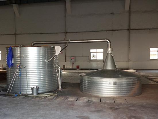 酿酒设备-酒厂酿造设备